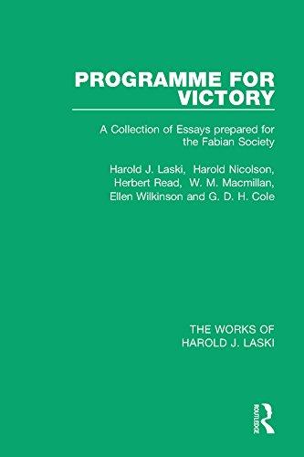 y (Works of Harold J. Laski) (The Works of Harold J. Laski) (English Edition) ()