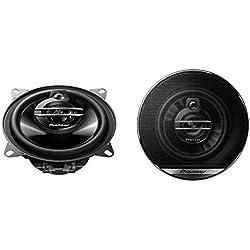 Pioneer TS-G1030F Car Speakers, 210W, 3 Way, 10cm, Noir