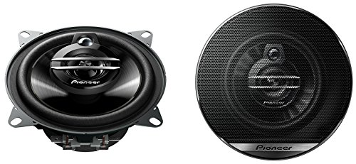 Pioneer TS-G1030F Car Speakers, 210W, 3 Way, 10cm, Noir