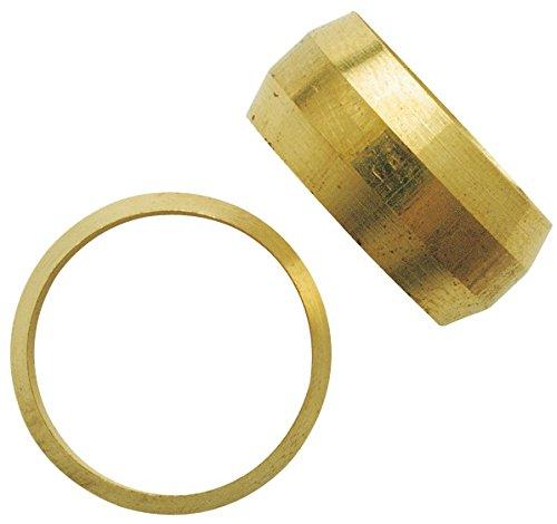 Bague biconique seule Raccords - Diamètre 14 mm - Vendu par 4