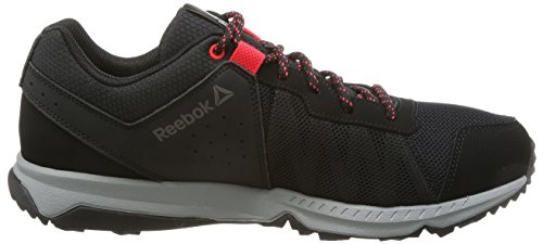 Red Katak Dmx Dayglow Vflint Grey Herren Walkingschuhe Schwarz Reebok Lite Black f18n5q