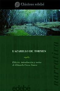 El Lazarillo de Tormes par  Edebé (obra colectiva)