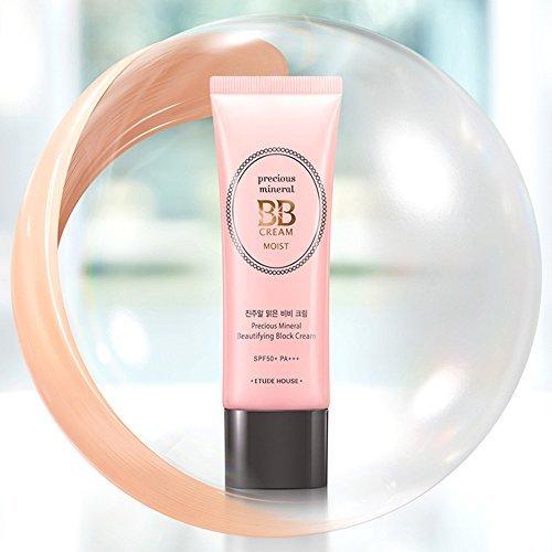 Etude House Precious Mineral BB Cream Moist Beige