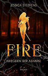 Fire - Kriegerin der Asharni (Fire & Strike 1)