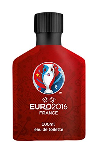 UEFA Euro 2016 Eau de Toilette Rouge 100 ml