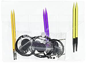 Premier Yarns 1031-01 Acrylic Needles Interchangeable Starter Knitting Set, Multicolor