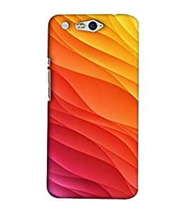 EagleHawk Designer 3D Printed Back Cover for InFocus M812 - D232 :: Perfect Fit Designer Hard Case