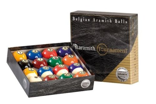 Billard Kugeln Aramith Tournament, 57,2 mm, Pool -