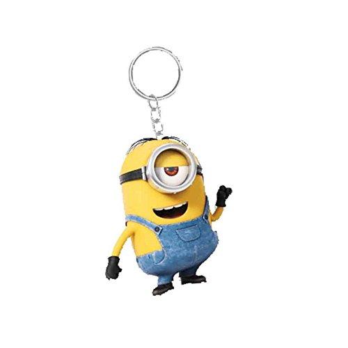 e Minions 'Stuart' Banane duftender 3D-Schlüsselanhänger ()