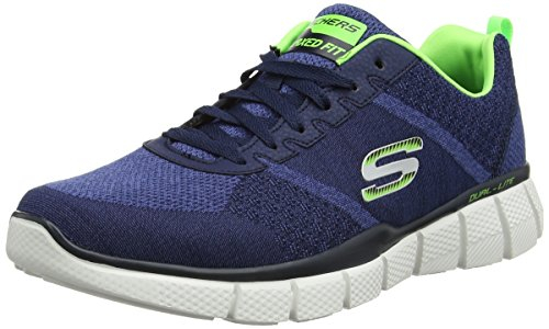 Skechers Equalizer 2.0TRUE Balance, Sneakers Basses Homme