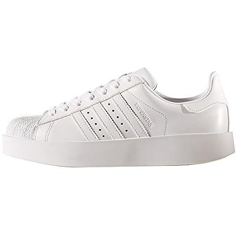 Adidas Superstar Bold W, Laufschuhe für Damen 41