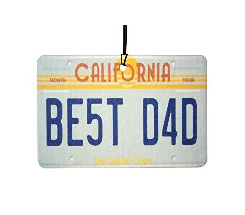 Deodorante per Auto Targa California - Best D