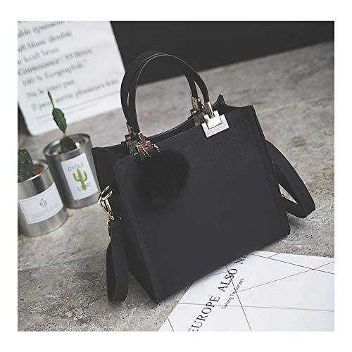 This is an Update bag, Handbags Women Bags Designer Hand Bag Shoulder bolsos mujer sac,Black,(20cmMax Length30cm)