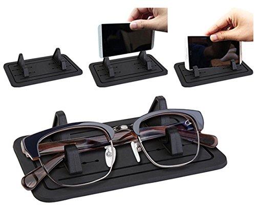 Chytaii KFZ Handy Halterung Anti-Rutsch-Pad Auto Magic Anti Slip Pad HandyHalter Anti Rutsch Matte Antirutschmatte Klebematte