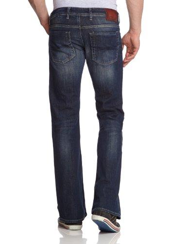LTB Jeans Herren Jeans Low Rise cut 5044 / Tinman_98% Baumwolle, 2% Elasthan Blau (2 Years 305)
