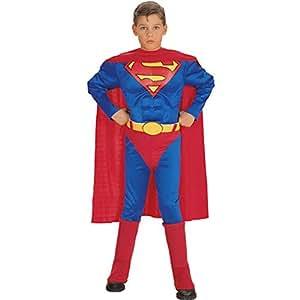Costume Superman Enfant - Taille Unique