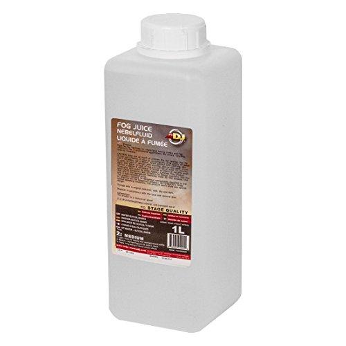 Adj Flüssigkeit (ADJ Fog juice 2 medium - 1 Liter Lichttechnik)