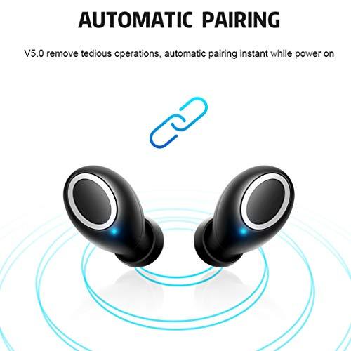 ALIKEEY Kabellose Kopfhörer Mini Twins Echte Sport Ohrhörer mit Bluetooth In Ear Stereon Ohrhörer für iPhone, iPad, Samsung, Huawei, xiaomi und mehr - 3