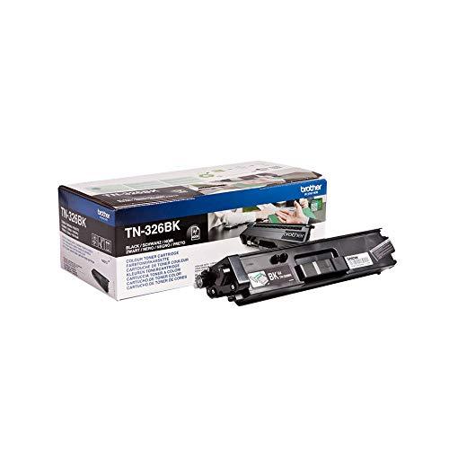 Brother Original Tonerkassette TN-326BK schwarz (für Brother DCP-L8400CDN, DCP-L8450CDW, HL-L8250CDN, HL-L8350CDW, MFC-L8650CDW, MFC-L8850CDW)