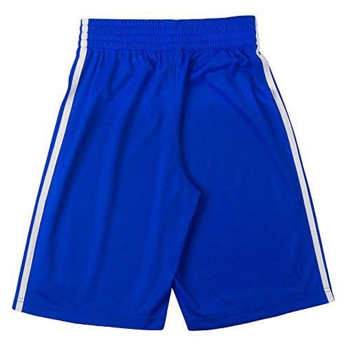 adidas Kinder Shorts Commander Youth, Blau/Weiß, 140, G76632