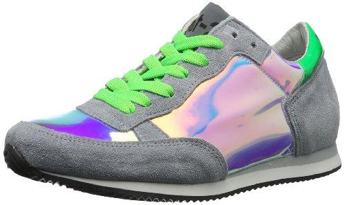 Nat-2 Quick 2 Quick 2 Unisex-Erwachsene Sneaker Silber (Silver)