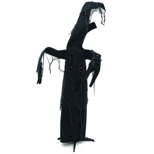 Halloween Schwarzer Baum, animiert (Schwarze Bäume Für Halloween)
