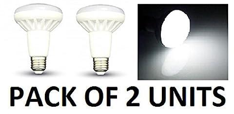 R80 E27 Ampoule Led - Led R80ampoules à réflecteur–Lot de 2–E27/Edison à