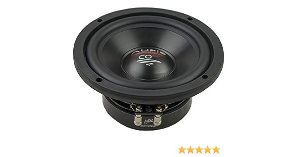 Audio System Co 06 Dc Co Series 165 Mm High Efficient Elektronik