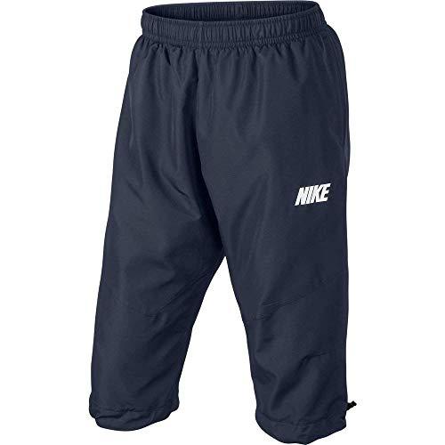 Nike Jungen Advance Trainingshose, Charcoal Heathr/Dark Grey/(White), M