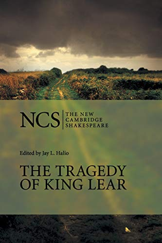 The Tragedy of King Lear 2nd Edition (The New Cambridge Shakespeare) por William Shakespeare