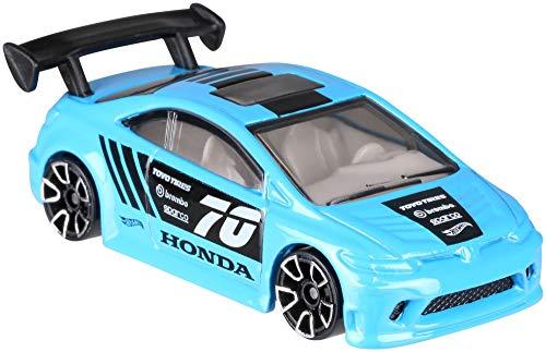 Hot Wheels-FKD22 Vehículo edición Especial 70 Aniversario Honda, Coche de Juguete, (Mattel FKD22)