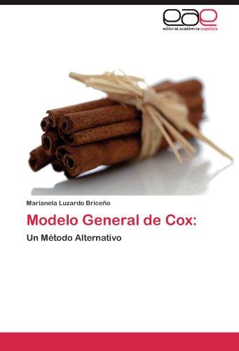 Modelo General de Cox por Marianela Luzardo Brice O.