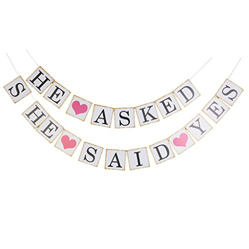 he-asked-she-said-yes-guirlande-banniere-banderole-decoration-pour-mariage-prop-de-photographie