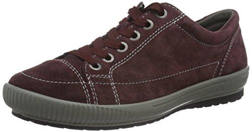 Legero Tanaro Sneakers da Donna Rosso (Burgundy 68)