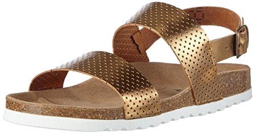 Vero Moda Sandalo Vmsara Sandalo Donna Marrone (rame)
