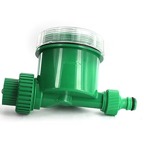 Gazechimp Elektronisch LCD Bildschirm Wasser Water Timer Automatisch Gartenbewässerung Steuerung Irrigation Controller