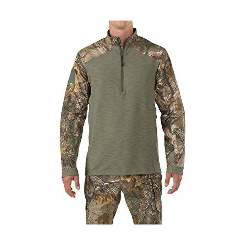 511-uomo-rapid-response-quarter-zip-camicia-realtree-xtra-taglia-m