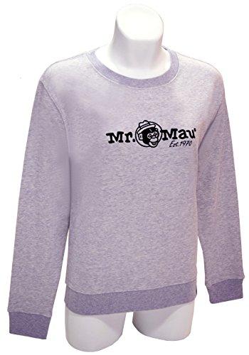 DONSOUVENIR-Sweat-shirt-Manches-Longues-Femme-violet