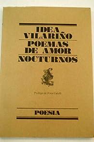 Poemas de amor nocturnos par Idea Vilariño