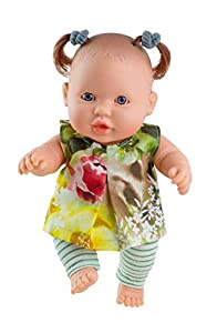 Paola Reina Ropa muñeca Peque Greta Europea 21 cm, 50131