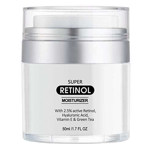 Lucoss Vitamin C Creme Super RETINOL im Test