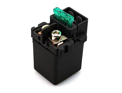 Motor de arranque eléctrico de relé solenoide adaptarse para Honda SH125200120022003