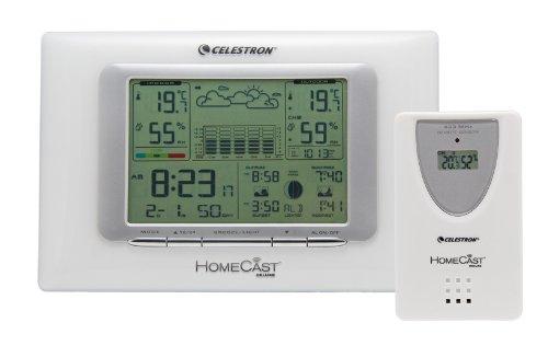 Celestron 822623 HomeCast Deluxe Wetterstation