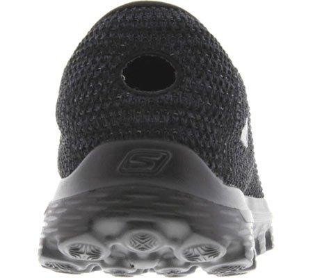 Skechers Go Passeggiata 2 Visita del pattino Black / Gray