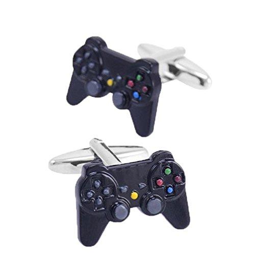 Fengteng PS3 PS4 Diversión Negro Mango Consola de Juegos Gemelos
