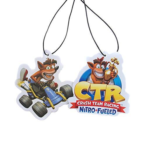 Crash Team Racing Car Air Freshener (2 Pack)