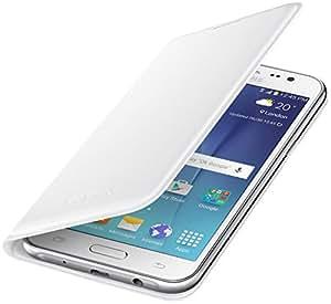 Samsung BT-EFWJ500BWEGWW Etui portefeuille pour Samsung Galaxy J5 Blanc: Amazon.fr: High-tech