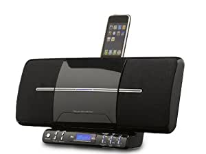 Denver MCI-102 iPhone/iPod Wall Mountable CD player / Docking Station FM Radio Aux In
