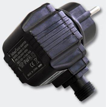 Va-netzteil (Jebao JBA35V-12-050VA Netzteil 2 polig IP44 12 Volt 417 mA 7,2 VA AC/AC Netzdapter)