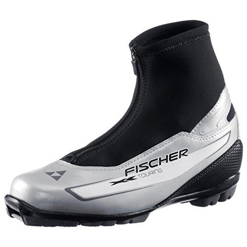 Fischer Herren Langlaufschuhe XC Touring, Grau/Schwarz, 41, S04010